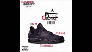 "DJ Scream Feat Verse Simmonds & Kirko Bangz - ""Give It Up"" (Fresh Order 4) Mp3"