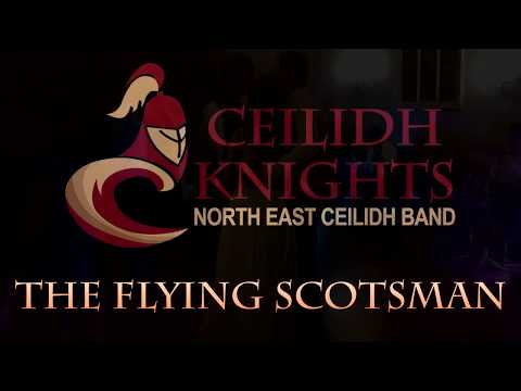 Ceilidh Knights - The Flying Scotsman at Langley Castle in Northumberland