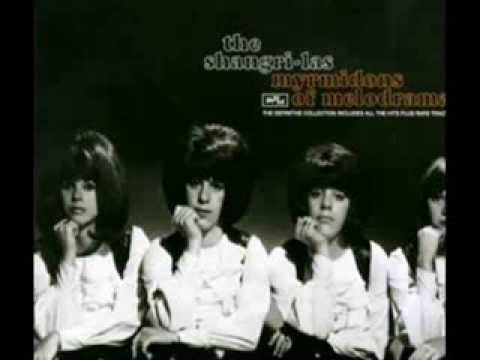 """""""Remember, Walking In The Sand"""" with lyrics- The Shangri-Las"""
