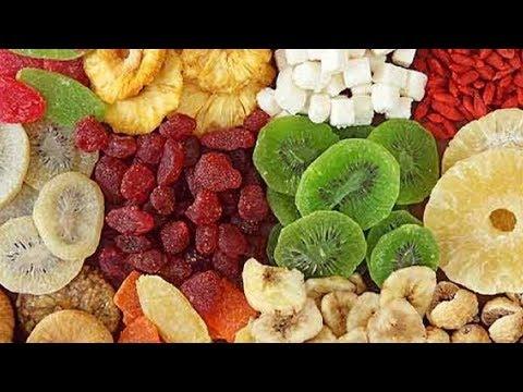 Сушеные Овощи и фрукты как бизнес идея