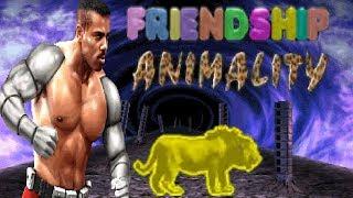 MORTAL KOMBAT 3 JAX [TUTORIAL] FRIENDSHIP E ANIMALITY