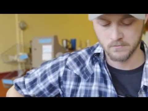 """Greedy Bones"" Matt Strachan - Last Chance Gulch Session"