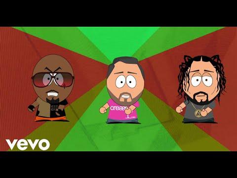 Juan Magan, CeeLo Green, Andre' Truth - Internacional (Lyric Video)