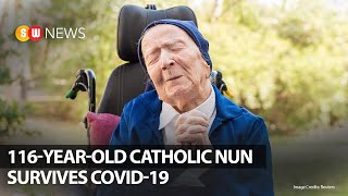 116-year-old Catholic nun survives Covid-19 | SW NEWS | 195