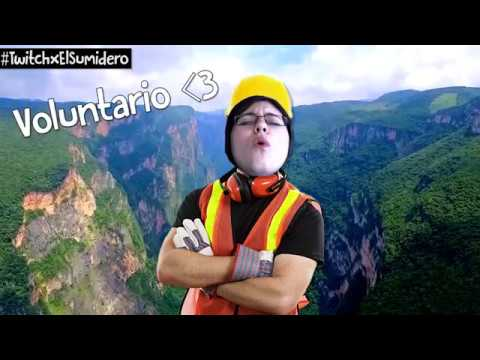 Salvemos el Cañón del Sumidero #TwitchxElSumidero 🐟🍀🐯