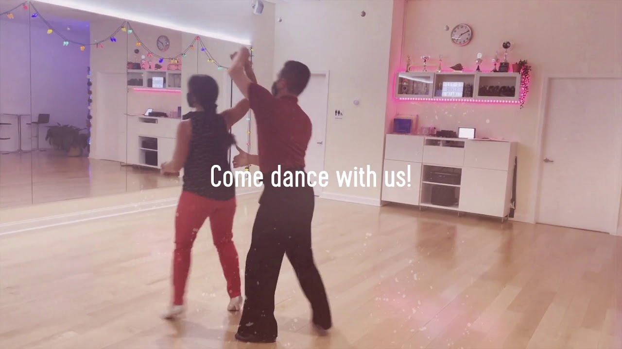Put dancing on your New Year MUST do list!