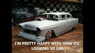 '55 Chevy Pro Street