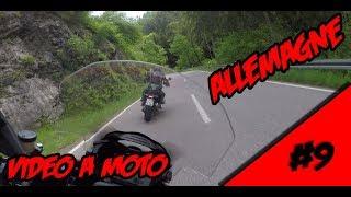 video moto #09 -- Le billard allemand - Titise.