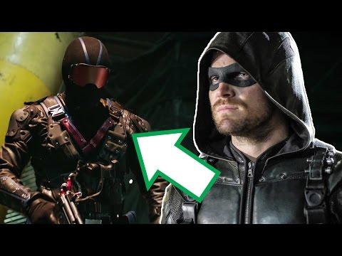 What happened to Vigilante? - Arrow Season 5