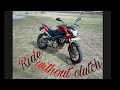 Ride pulsar 200 Ns without clutch | How to Ride Motorcycle without clutch