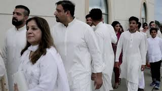 Sham idrees sister got married