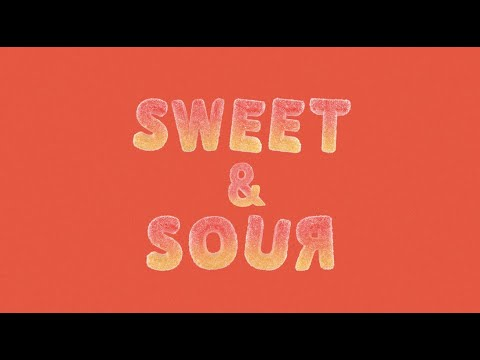 Jawsh 685 - Sweet & Sour (feat. Lauv & Tyga) Official Lyric Video
