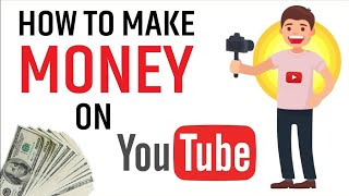 How to Make Money on YouTube for Beginners