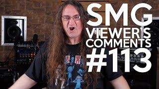 SMG Viewer's Comments #113 - REAL Vintage 30s,  Backing up your projects