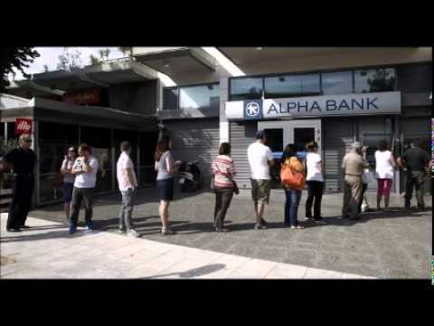 Greece towards banking collapse as ATMs run dry