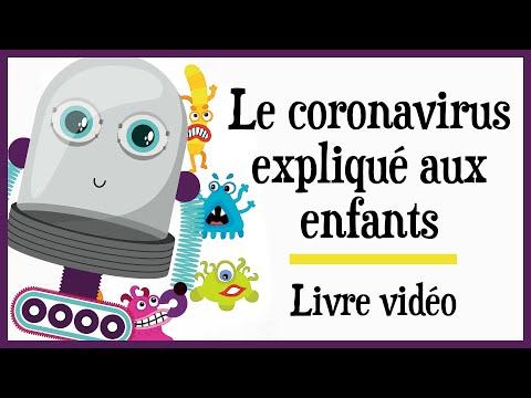 Vidéo AUDIOBOOK_Le mystère de l'étrange Coronavirus
