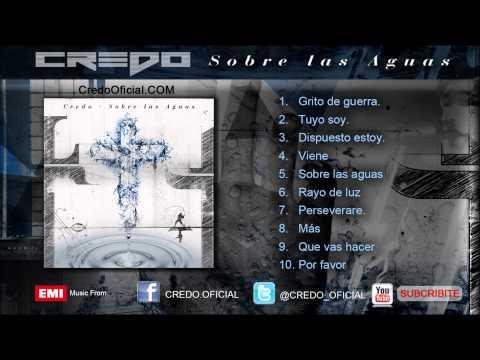 CREDO - Marcos Alvarez - Sobre las Aguas - Album Completo