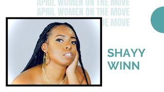 Shayy Winn | From Aida To American Idol She Rose Up