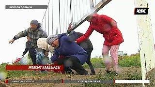 Астана іргесінде бүтін бір ауыл тұрғындары қатынайтын жол сатылып кеткен / 25.07.2018