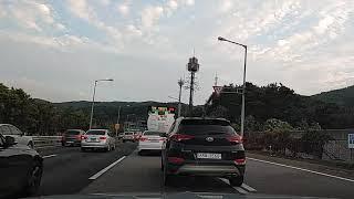 도로주행 : 서울 강서구 등촌동 ~ (안양성남고속도로 …