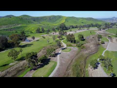 Oceanside, CA - Oceanside Golf Course Drone Video | DJI Mavic Pro