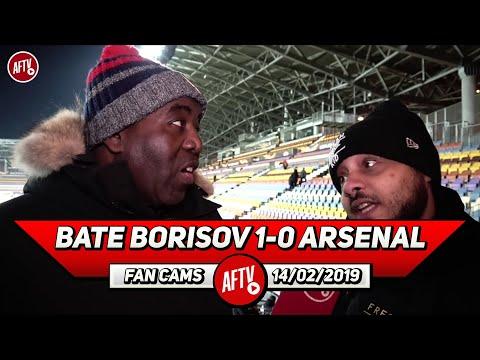 Bate Borisov 1-0 Arsenal | Guendouzi Was Absolutely Shocking! (Troopz)
