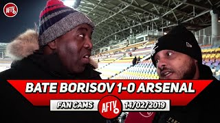 Bate Borisov 1-0 Arsenal | Guendouzi Was Absolutely Shocking! (Troopz)