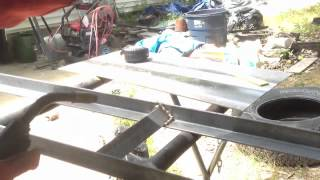 Building A Small Gate For My 5x10 Utility Trailer