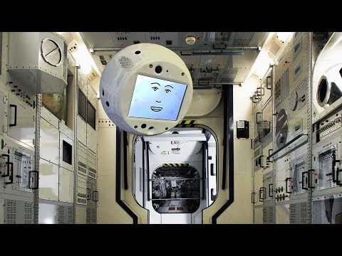 Project CIMON - AI assistant for astronauts