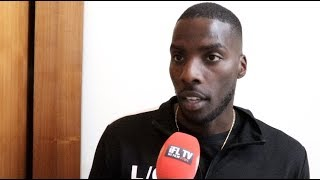 'I EXPECT BILLAM-SMITH TO STOP RIAKPORHE IN THE 1st ROUND!' - LAWRENCE OKOLIE / TALKS EUROPEAN TITLE