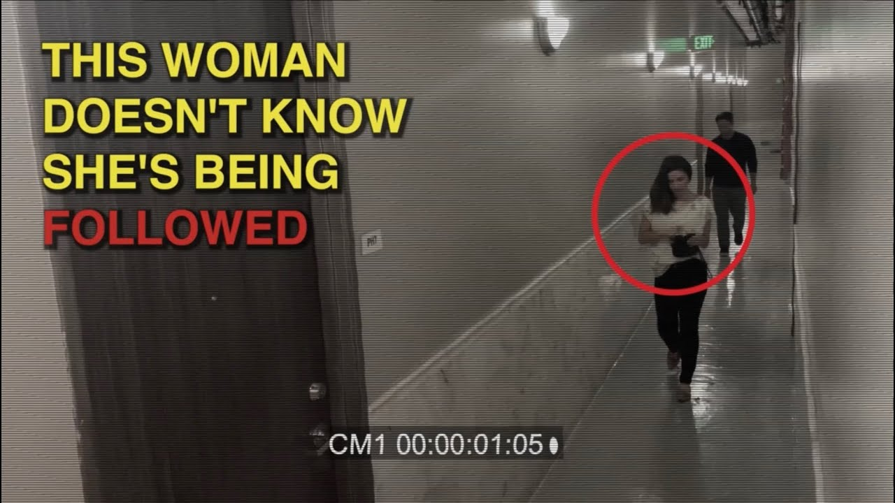 This Woman Doesn't Know She's Being Followed | Jay Shetty