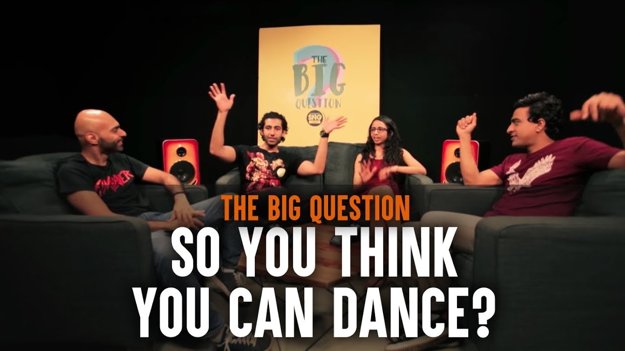 Download SnG: So You Think You Can Dance? feat. Sonali Thakker   Big Question S3 Ep5