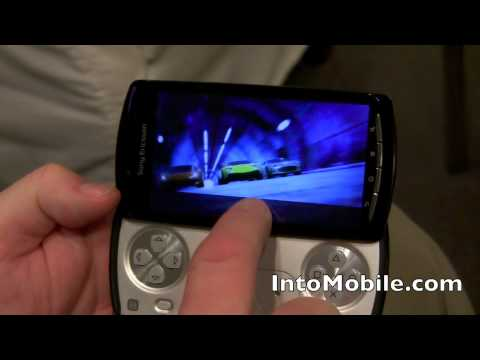 Hands-on: Sony Ericsson Xperia Play at GDC 2011 - Android PlayStation-certified smartphone