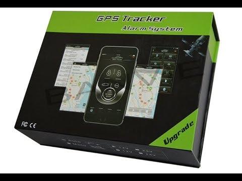 Автомобильная сигнализация с Gsm и Gps