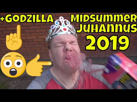 Midsummer 2019 + Godzilla King Of Monsters Parody
