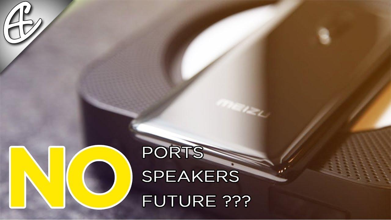 Zero buttons, Zero ports, Zero Future