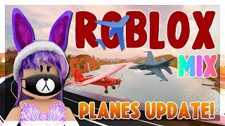 Roblox Mix #257 - Jailbreak, SharkBite and more! | *UPDATE!* PLANES ARE HERE!!