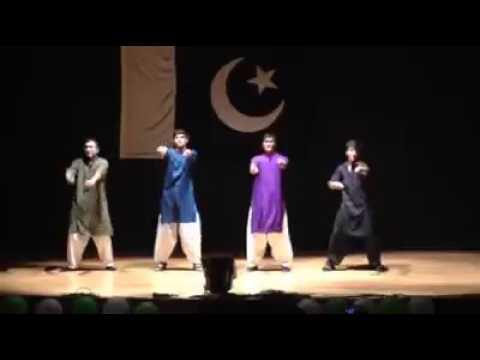 Dance on Pakistani song in Turkey
