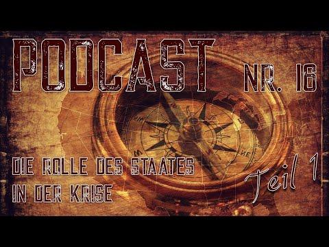 Podcast 16: Die Rolle des Staates in der Krise