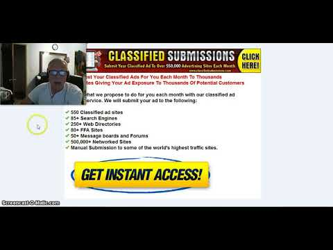 How do I post my add to 500 classified ads sites