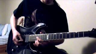 Cult of Luna - Finland (guitar cover)