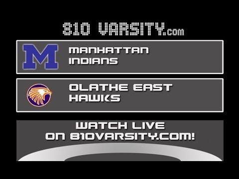 KSHSAA Class 6A boys soccer final: Olathe East vs Manhattan