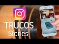 Los mejores trucos para Instagram Stories y Boomerang