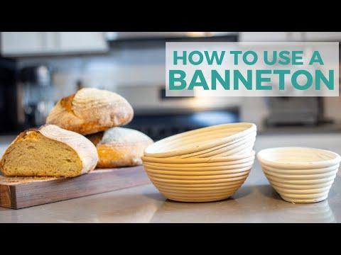 How To Use A Banneton Basket (aka Proofing Basket, Brotform)