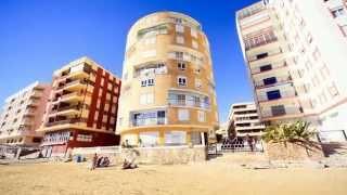 Купить квартиру в Испании Торревьеха первая линия недвижимость за границей цены 2015