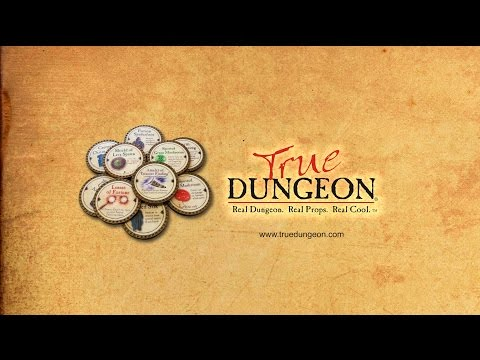 True Dungeon - An Intro