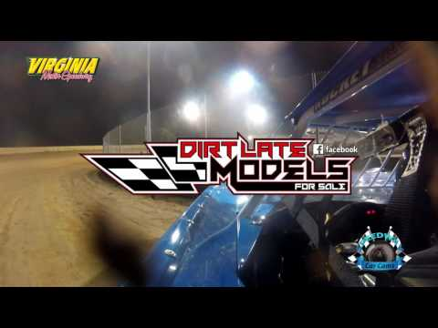 #17T Camden Testerman - Pro Late Model - 6-10-17 Virginia Motor Speedway - In-Car Camera