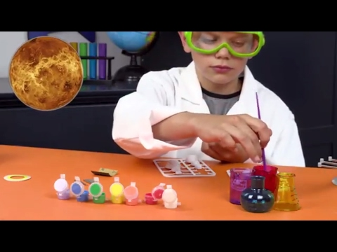 SUPER SCIENCE COMPILATION: Water Experiments, Solar System Model | Wildbrain Toy Club - Fun For Kids
