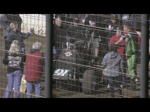 Sprint Car Main Event USAC /CRA Perris Auto Speedway