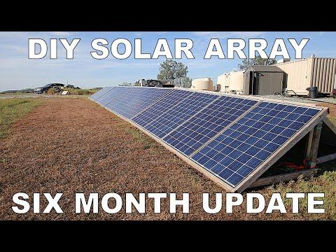 off-grid:-solar-combiner-install-&-diy-ground-mount-rack-update